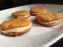 Protein Cinnamon Roll Cookies