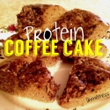 Protein Coffee Cake