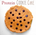 Protein Cookie Cake