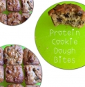 Protein Cookie Dough Bites