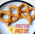 Protein Pretzels