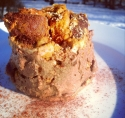 Protein Pumpkin French Toast Mug Cake