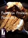 Protein Pumpkin Pancakes