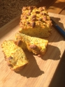 Pumpkin & Zucchini Protein Bread