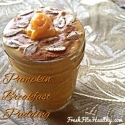Pumpkin Breakfast Pudding