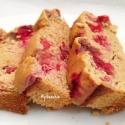 Pumpkin Cranberry Protein Cake