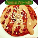 Pumpkin Pan-Lette