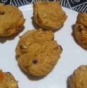 Pumpkin Spice Breakfast Muffins