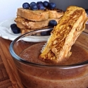 Pumpkin Spice French Toast Sticks