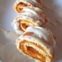 Pumpkin Vanilla Crepe