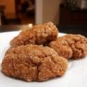 Pumpkin Vanilla Protein Cookies