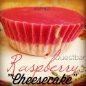 Questbar Raspberry Cheesecake
