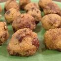 Raw Cookie Dough Balls
