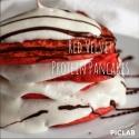 Red Velvet Protein Pancakes