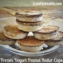 Reeses Frozen Yogurt Bites