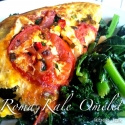 Roma Kale Omelet