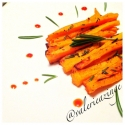Rosemary Butternut Squash Baked Fries