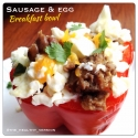 Sausage & Egg Breakfast Bowl