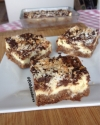 Seven Layer Magic Cookie (Protein) Cheesecake Bars