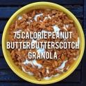 Seventy-Five Calorie Peanut Butter Butterscotch