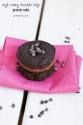 Single Serving Chocolate Fudge Cake