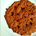 Single Serving Crispy Chocolate Chip Cookie