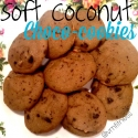 Soft Coconut Choco-Cookies