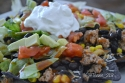 Southwest Turkey Nachos