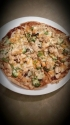 Spicy Bbq Tortilla Pizza
