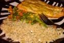 Spicy Salmon and Quinoa