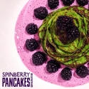 Spinberry Pancakes