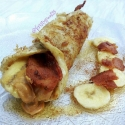 Stuffed French Toast Wrap