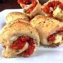 Sun-Dried Tomato & Ricotta Chicken Roll-Ups