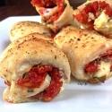 Sun-Dried Tomato & Ricotta Chicken Roll-Ups