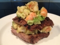 Surf and Turf Low Carb Sandwich
