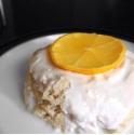 Sweet Lemon Protein Mug Cake