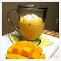 Sweet Mango-Potato Lassi
