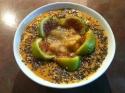 Sweet Warm Veggie Breakfast Bowl