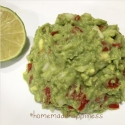 Ten-Minute Guacamole