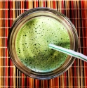 The Green Ginger Monster Protein Smoothie