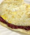 The Raspberry Lover's Omelet