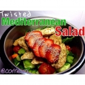 Twisted Mediterranean Salad