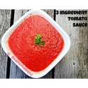 Three Ingredient Tomato Sauce