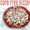 Twobfit Carb Free Pizza Crust