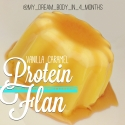 Vanilla Caramel Protein Flan