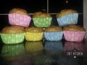 Vanilla Nut Protein Muffins